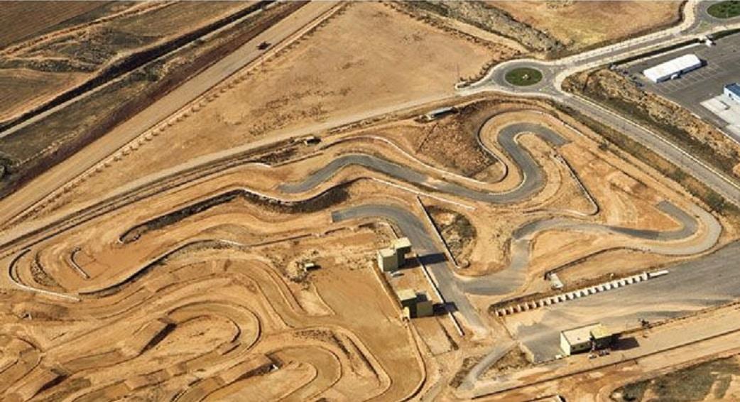 Rallycross Motorland Aragón