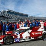 La caja de cambios amarga la aventura de High Class Racing en Daytona