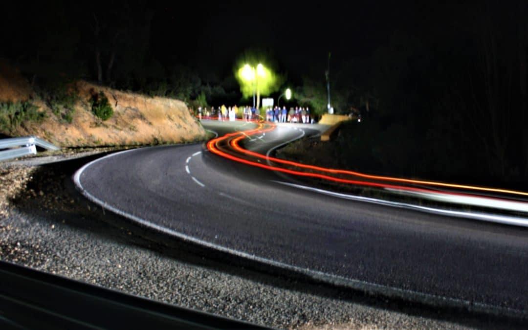 La noche endulza la primera etapa del Rally de Lloret