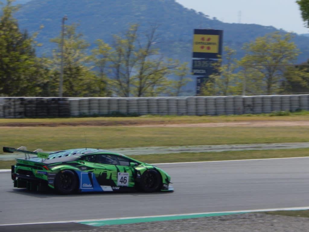 GT3 Montmeló