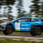 Bakkerud y el Ford Fiesta eléctrico contra los térmicos