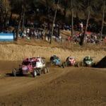 Los accidentes y las luchas en pista deciden el Autocross de Cerro Negro