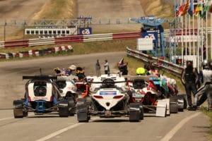 Las mejores imágenes del 78º Autocross Arteixo