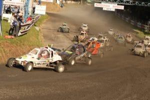 El regreso de la competición a la Catedral del Autocross