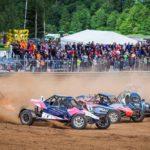 Musa recupera la esencia del europeo de autocross