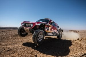 El nuevo Campeonato del Mundo de Rally Cross Country