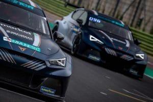 ¿Qué diferencia un coche TCR de los nuevos turismos eléctricos del Pure ETCR?