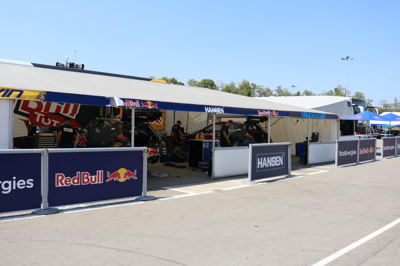 Barcelona se viste de gala para el arranque del mundial de rallycross