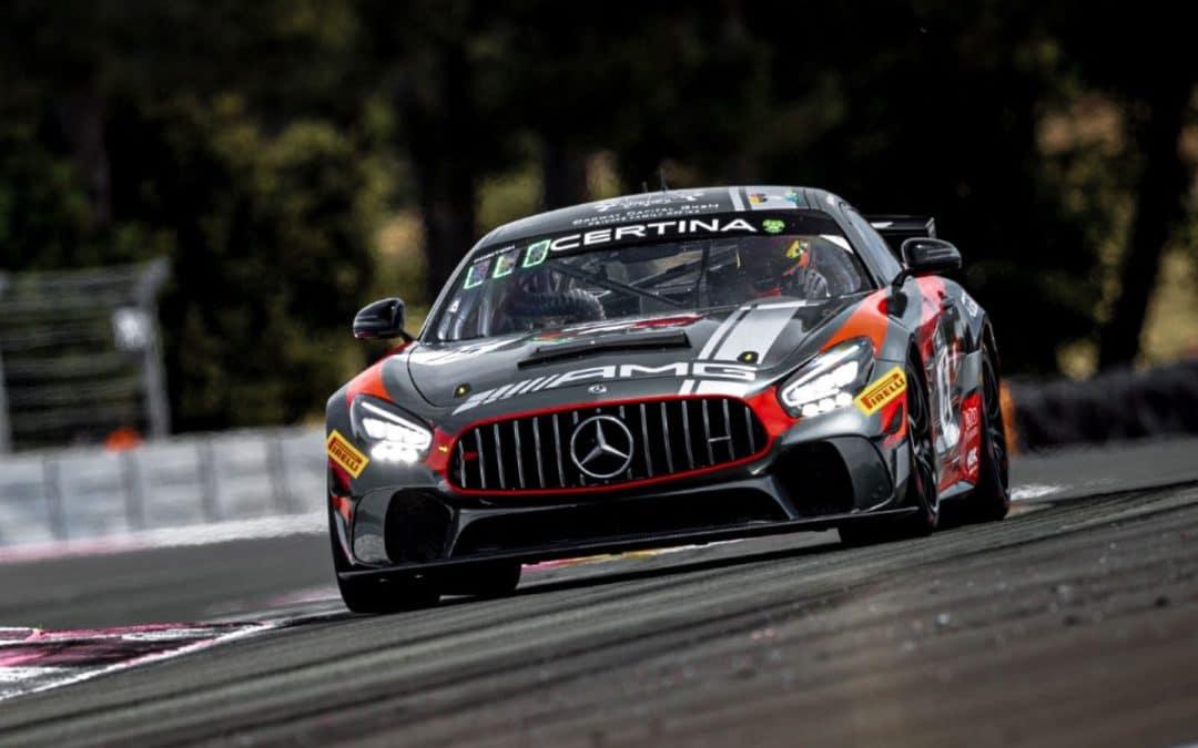 Lloveras e Ibáñez prosiguen en la caza del título europeo de GT4