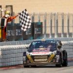 Kevin Hansen gana contra pronóstico el Rallycross de Cataluña