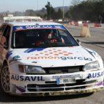 Manuel Senra, el mejor piloto español de rallycross de la historia