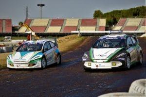 El futuro del automovilismo en España pasa por el rallycross