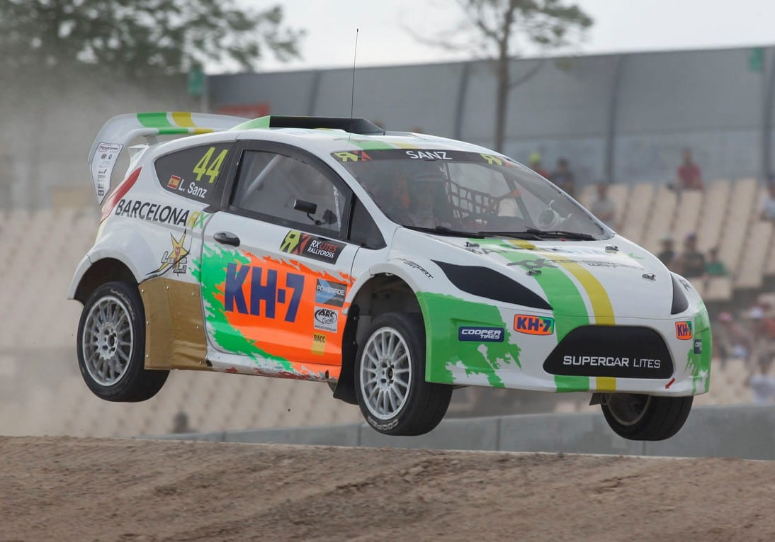 Laia Sanz regresa a la antesala del mundial del rallycross en Spa