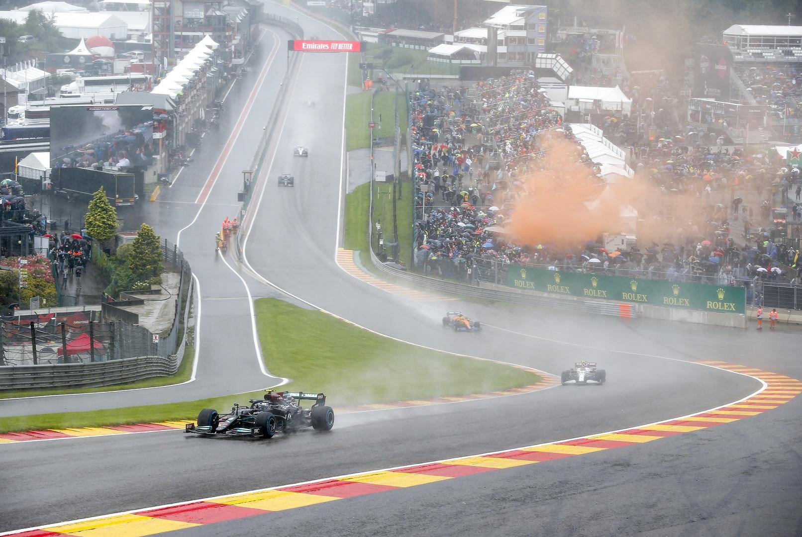 Hamilton, Verstappen y las victorias sorpresa marcan el mundial de Fórmula 1