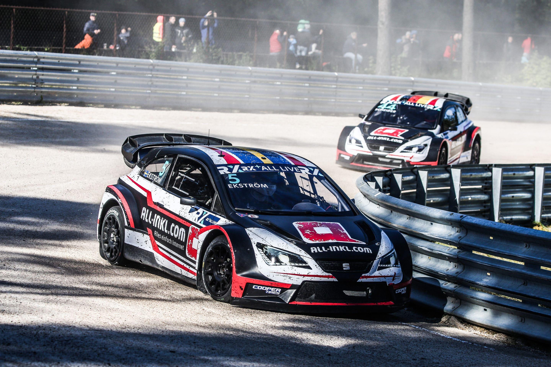 Grönholm y Kristoffersson estrenan su casillero de victorias en Riga