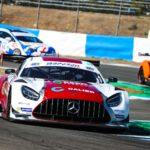 Daniel Díaz-Varela domina en la clasificación del GT-CER en Jerez