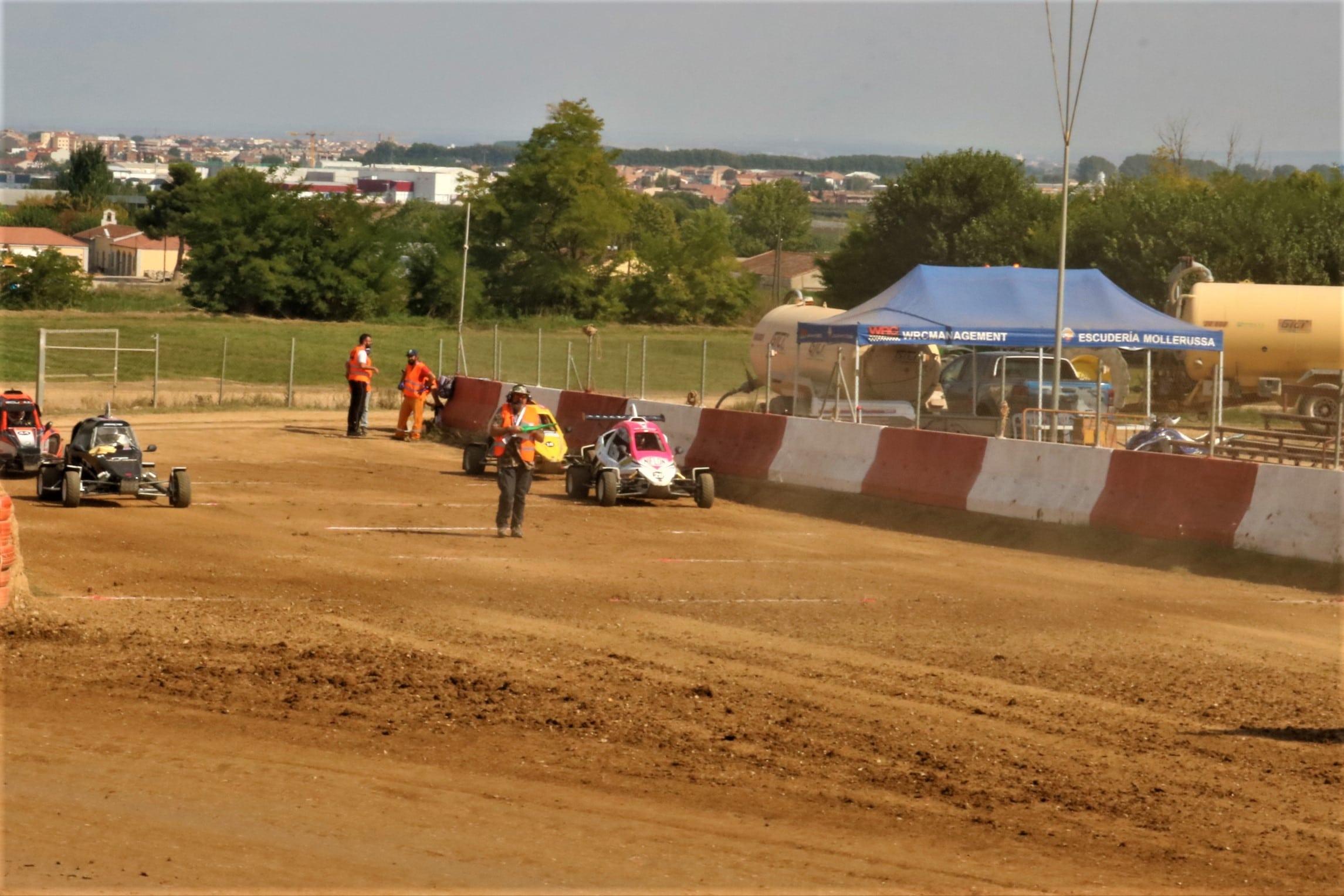 El Campeonato de Europa de Autocross aterriza en Mollerussa