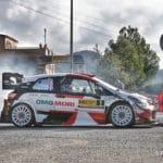 Las carreteras catalanas dan la bienvenida al RallyRACC